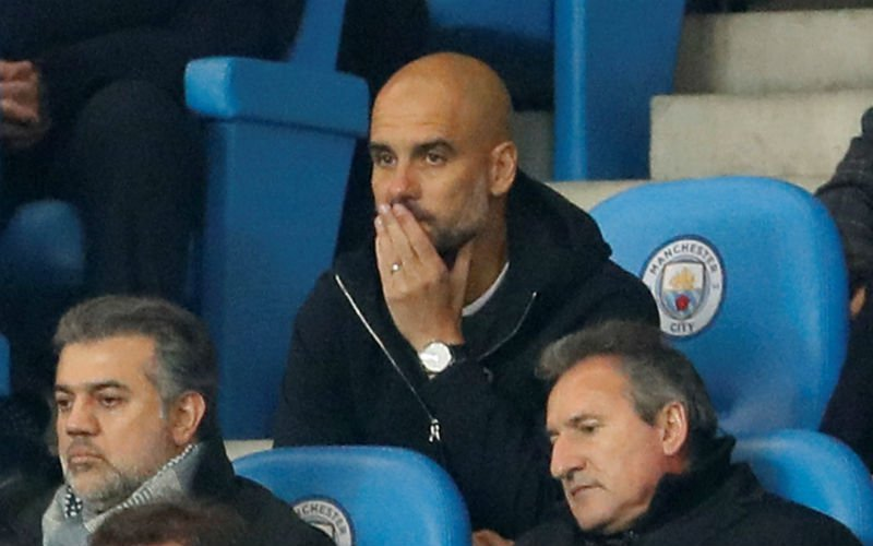 'Guardiola grijpt in en blaast supertransfer af bij Manchester City'