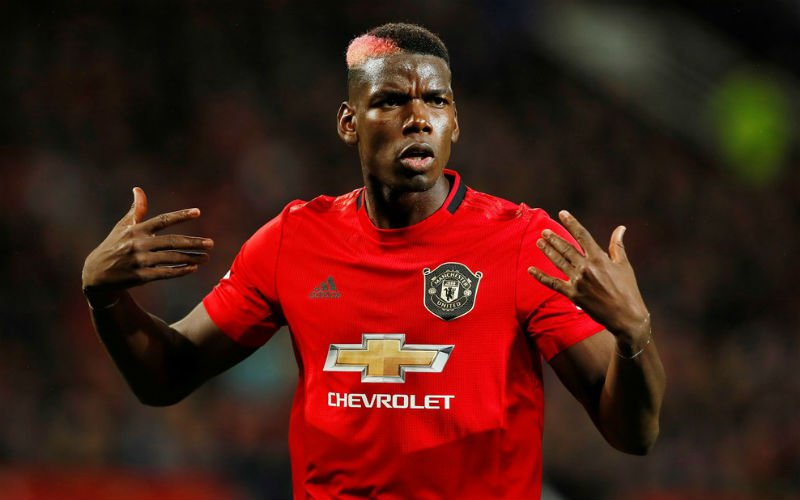 'Pogba via spectaculaire ruildeal naar Real Madrid'